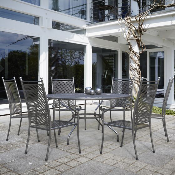 Royal Garden Excelsior 6 Seater Round Set
