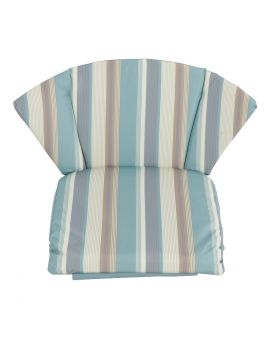 Royal Garden Elegance Cushion Pack of 2 - Teal