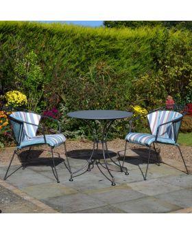 Royal Garden Elegance 2 Seater Creatop Bistro Set