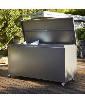 MWH Odrio Aluminium Garden Storage Box
