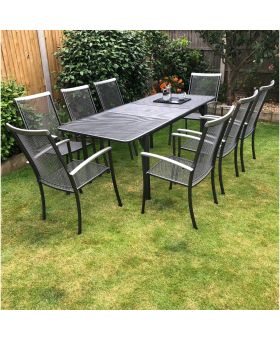Royal Garden Balero 8 Seater Extension Set