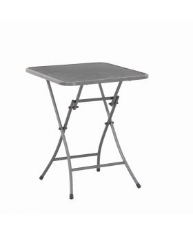 MWH Cafe 60cm Square Folding Table