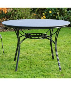 Royal Garden Talcy 1.1m Round Creatop Table