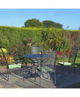 Royal Garden Classic Highback 4 Seater 1.05m Round Set
