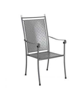 Royal Garden Excelsior Stacking Chair Pack of 2