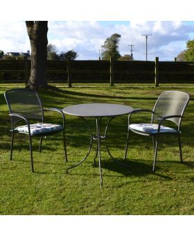 Royal Garden Carlo 2 Seater Creatop Bistro Set