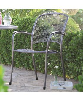 Royal Garden Carlo Stacking Chair Pack of 4