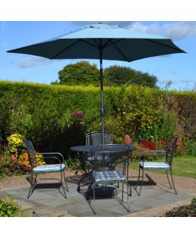 Royal Garden Classic 4 Seater 1.05m Round Set