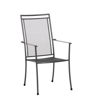 Royal Garden Classic Highback Stacking Chair Pack of 4