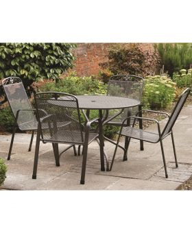 Royal Garden Savoy 4 Seater 1.05m Round Set