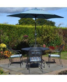 Royal Garden Talcy 4 Seater 1.2m Round Set