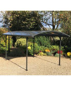 Royal Garden Aluminiumn Carport Gazebo 5x3m