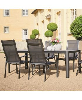 Royal Garden Kensington 4 Seater Rectangular Set