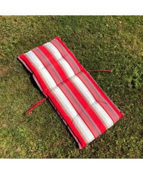 Royal Garden Savoy/Balero Cushion Pack of 2 - Red