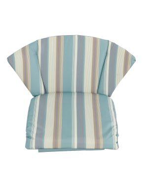 Royal Garden Elegance Cushion Pack of 2 - Teal