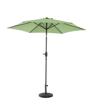 3m Alu/Steel Parasol - Green