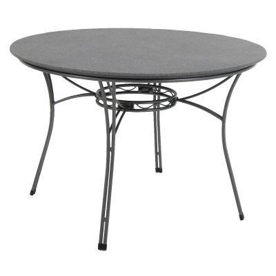 Royal Garden Talcy 1.1m Round Creatop Table