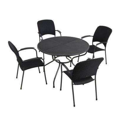 MWH Royal Garden Carlos 4 Seater 1.05m Round Set *Pre order available 30.03.21